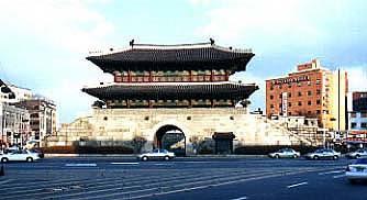 Seoul Tongdaemun Gate