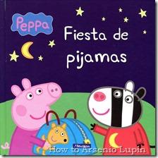 Peppa - Fiesta de pijamas - página 1