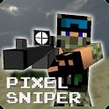 Pixel Sniper Zombie Apocalypse icon