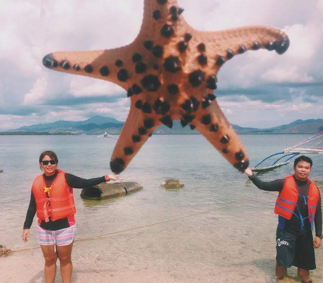 Puerto Princesa Island hopping