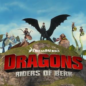 Những Câu Chuyện Về Rồng - Dragons Riders Of Berk poster