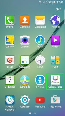 Hướng dẫn sử dụng điện thoại Samsung Galaxy S6 - Hình 30