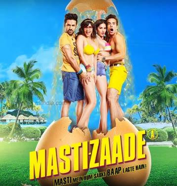 Hindi Movie Mastizaade In Detroit Michigan