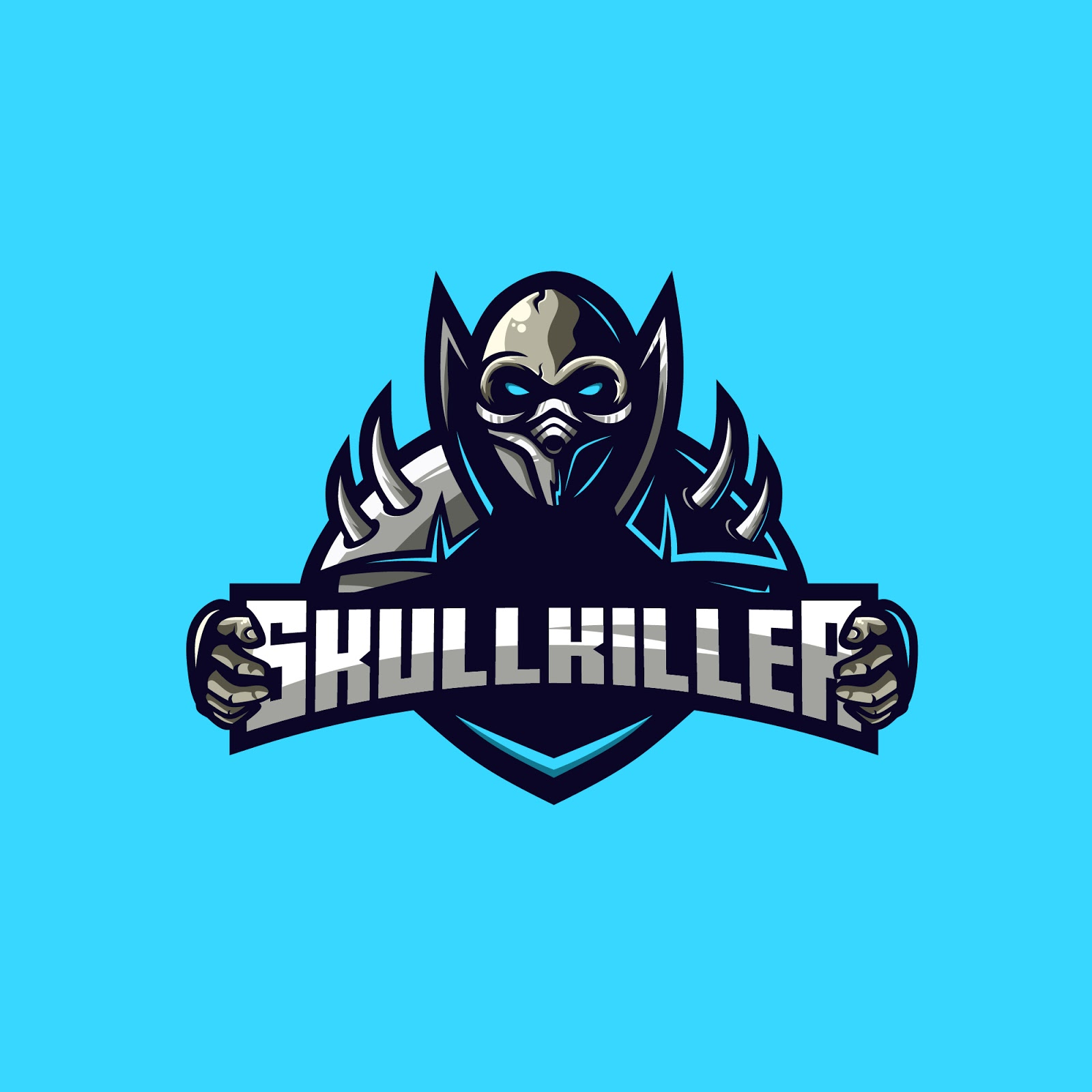 Skull Killer Premium Vector Free Download Vector CDR, AI, EPS and PNG Formats