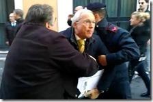 Osvaldo Napoli arrestato dai Forconi