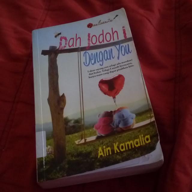Dah Jodoh I Dengan You oleh Ain Kamalia