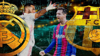 Real Madrid vs Barcelona : El Classico Live Stream