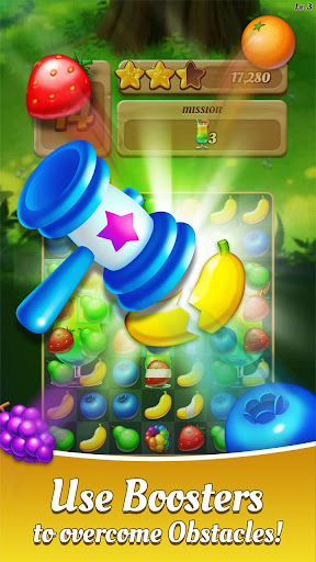 Juice Pop Mania: Free Tasty Match 3 Puzzle Games  screenshots 2