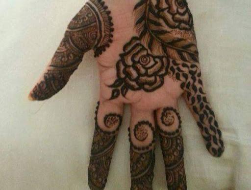 Femina Bridal Mehndi Art Professional Mehendi Designer Bridal