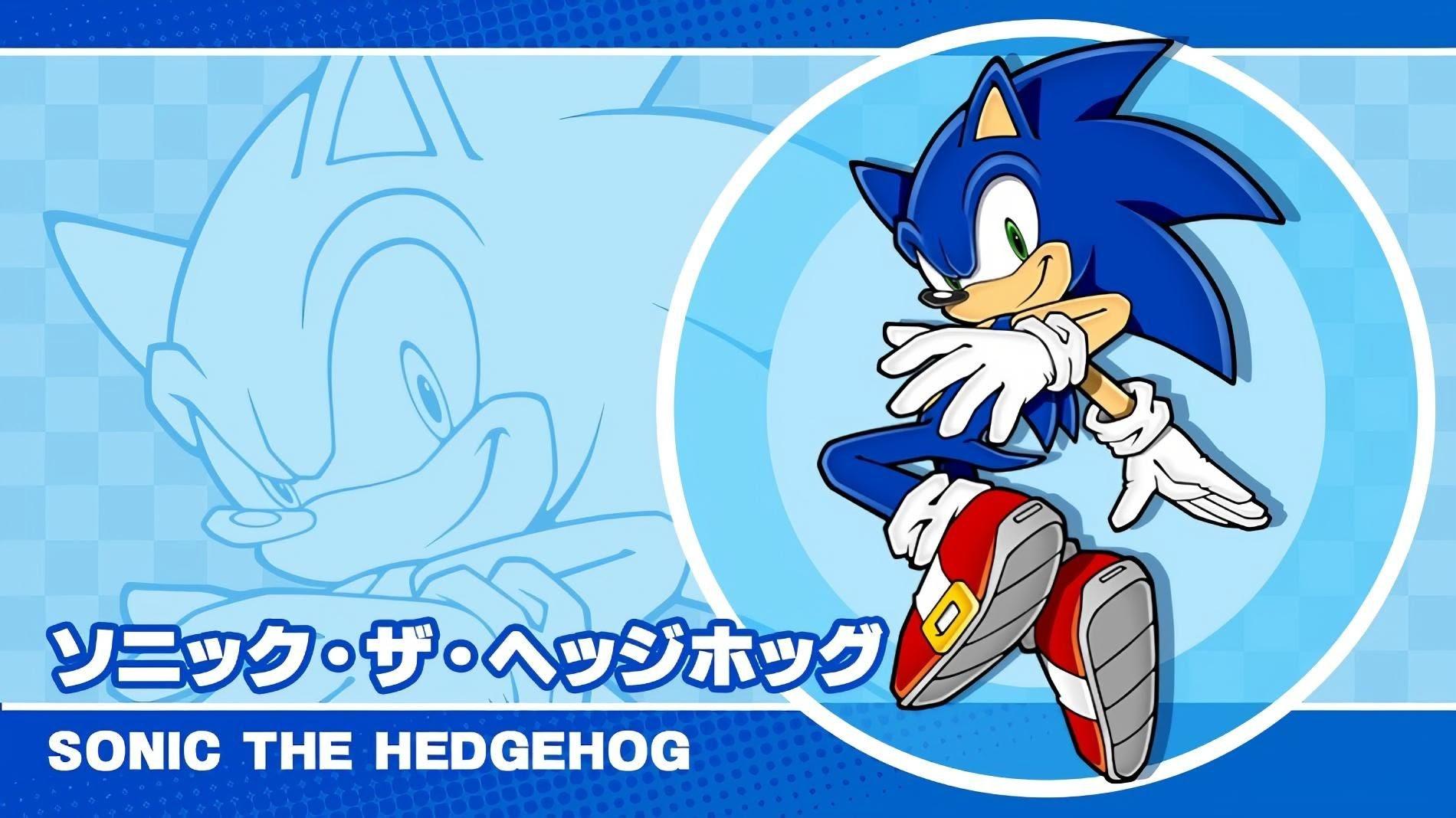 Japoński Sonic Channel odświeżył opisy postaci z Sonic'a