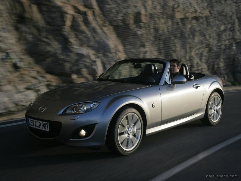 2009 mazda mx 5 miata convertible specifications pictures prices. Black Bedroom Furniture Sets. Home Design Ideas