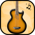 Acoustic Bass Guitar icon