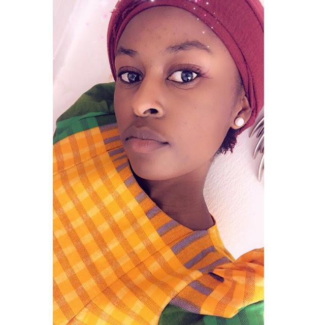 Kannywood :- Nafisa Abdullahi Ta Baiwa Wani Amsa A Fusace Da Yace Yana Jiran Tayi Aure