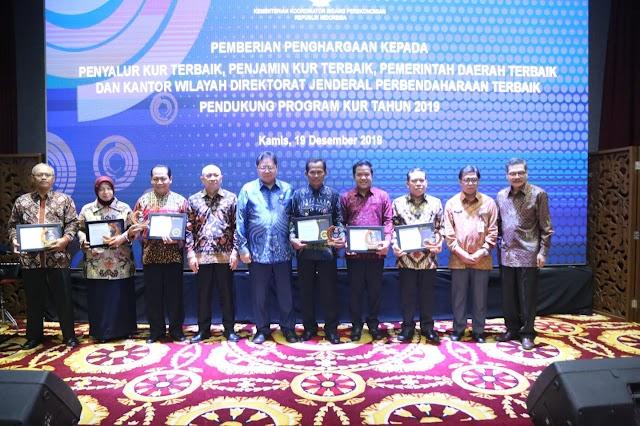 Lagi, Pemkab Tala Raih Penghargaan Nasional