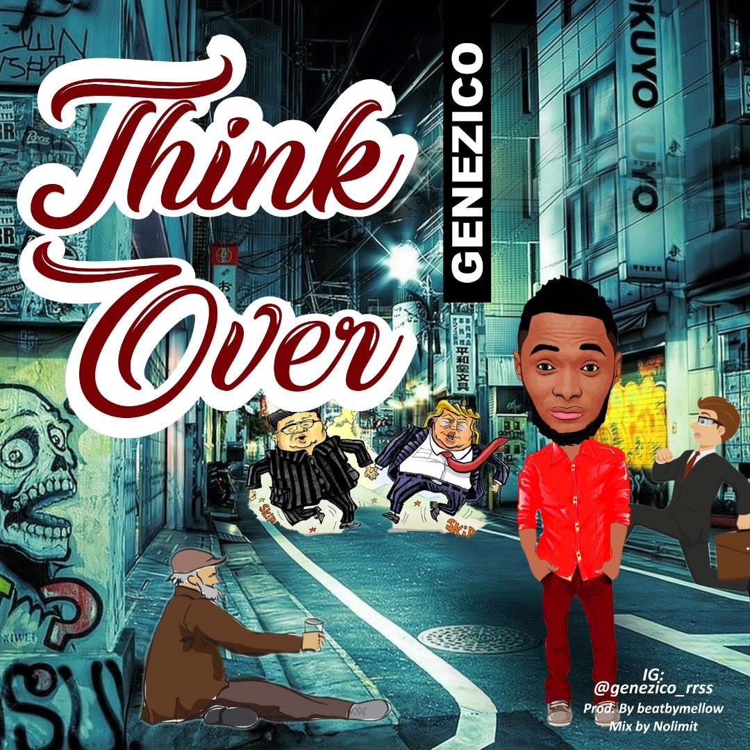 [Music] Genezico - Think Over