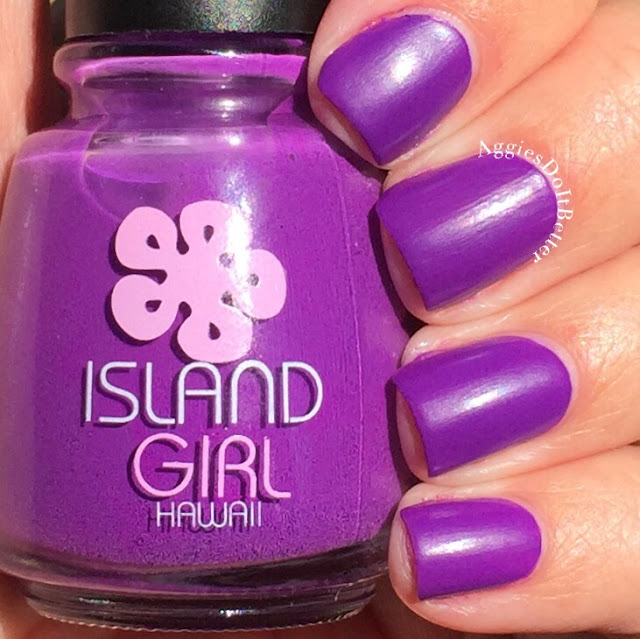 Aggies Do It Better: Island Girl Polish collection (Volume 1)