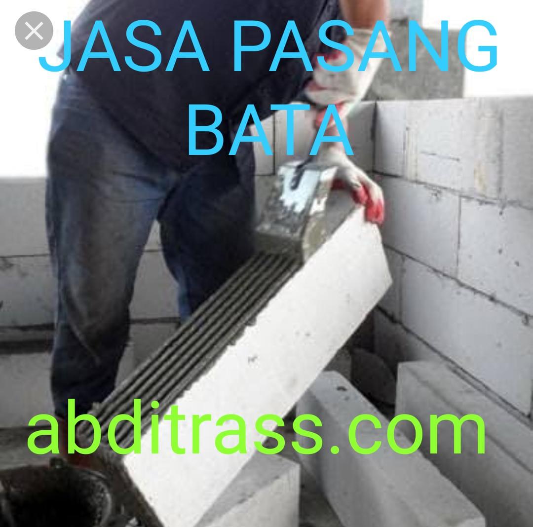 TUKANG PASANG BATA ABDITRASS.COM