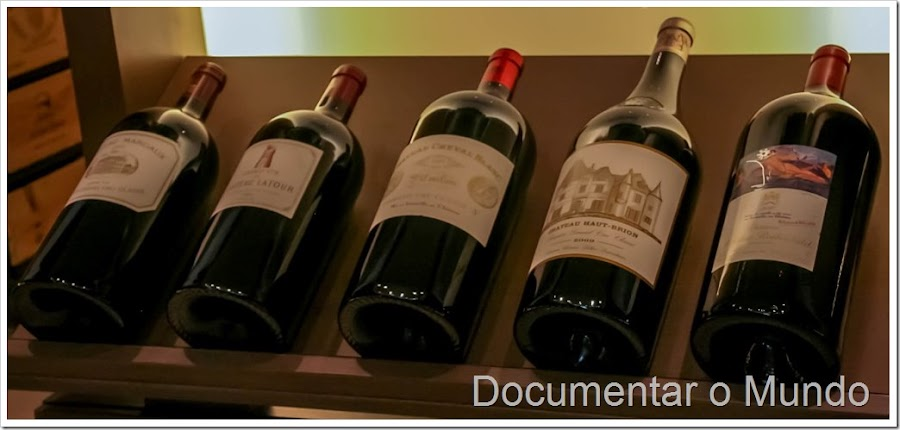 La Vinothèque Bordéus, Lojas de vinho Bordéus