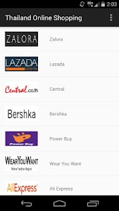 Thailand Online Shopping screenshot 6