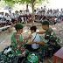 Satgas Yonif Raider Khusus 136 di Maluku Berikan Pengetahuan P3K kepada Pelajar