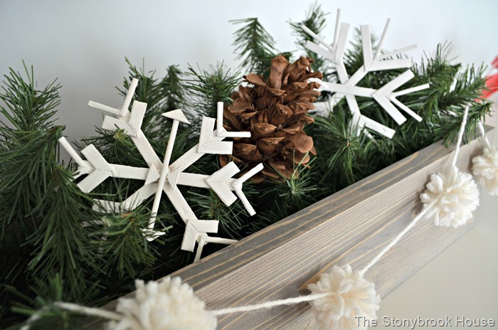 Sweet Snowflake Decor
