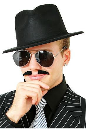 Hatt, Gangster flockad