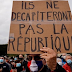 Protests across France in support of beheaded teacher