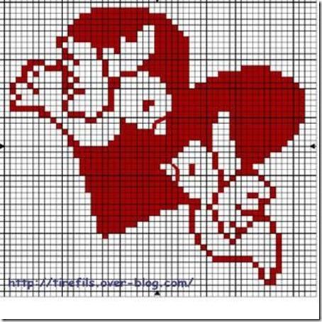 corazones en punto de cruz laborespuntocruz (10)