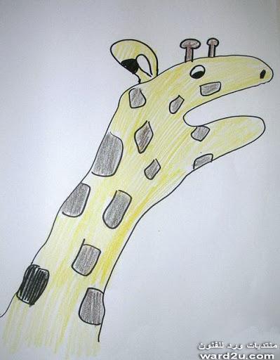 مهارات رسم الحيوانات للاطفال