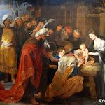 Peter Paul Rubens - L'Adoration des Mages - 1617-1618