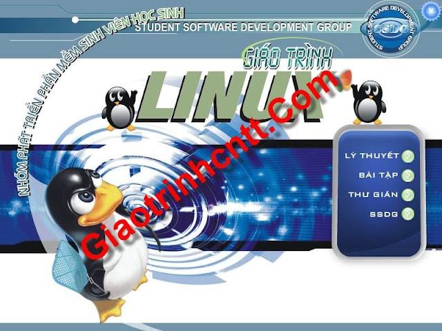Giáo Trình Linux – SSDG