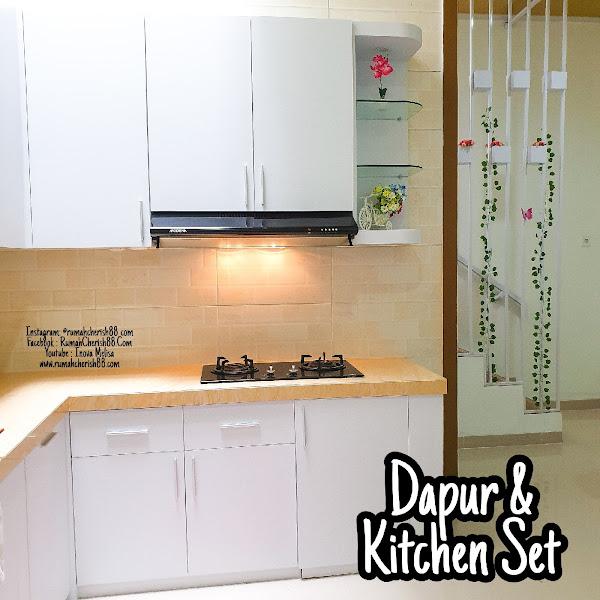 Manfaat Kitchen Set Dibandingkan Lemari Dapur