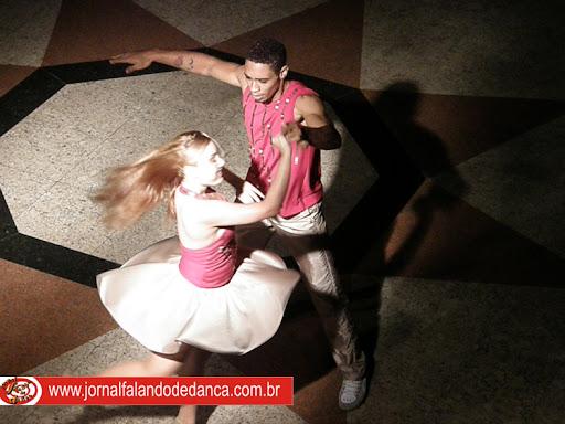 Cobertura do Jornal Falando de Dança