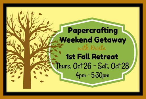 2017-10 Fall Scrapbooking Retreat weekend - Tel Hai with border