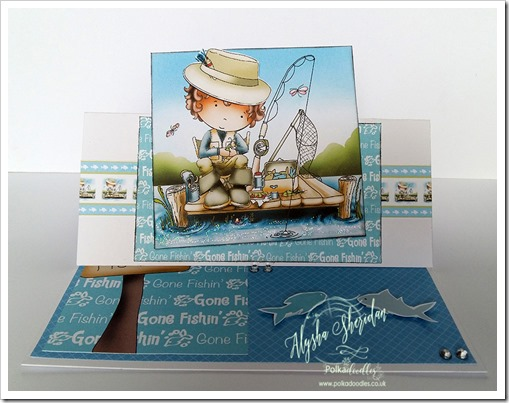 Gone fishing using work and play 7 cd