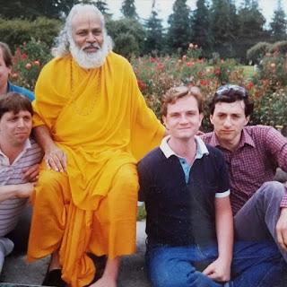 Swami Prakashanand, Joseph Kelly