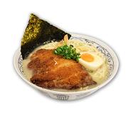 136. Chicken Katsu Miso Ramen