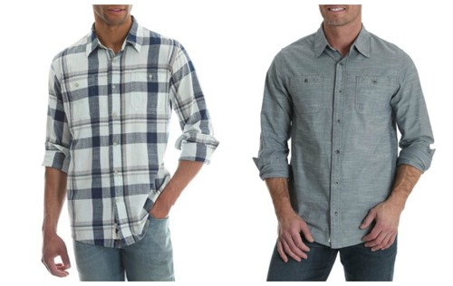 wrangler shirts walmart