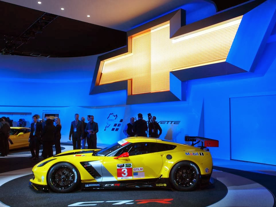 Chevrolet Corvette C7R 1 NAIAS 3