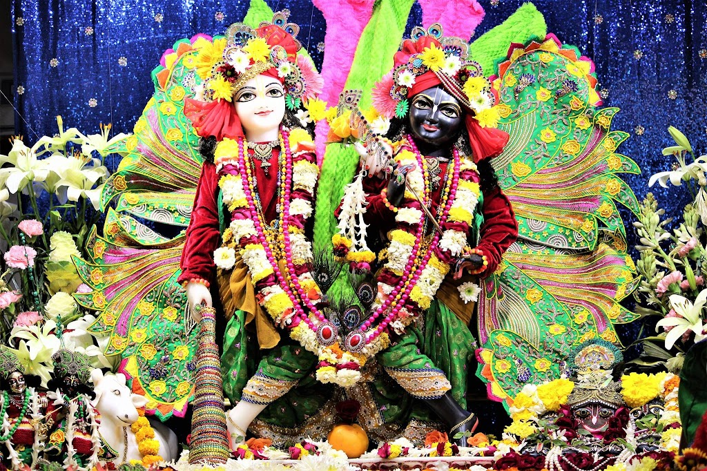 ISKCON Punjabi Bagh Deity Darshan 10 Jan 2017 (14)