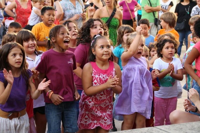 Festa infantil i taller balls tradicionals a Sant Llorenç  20-09-14 - IMG_4291.jpg