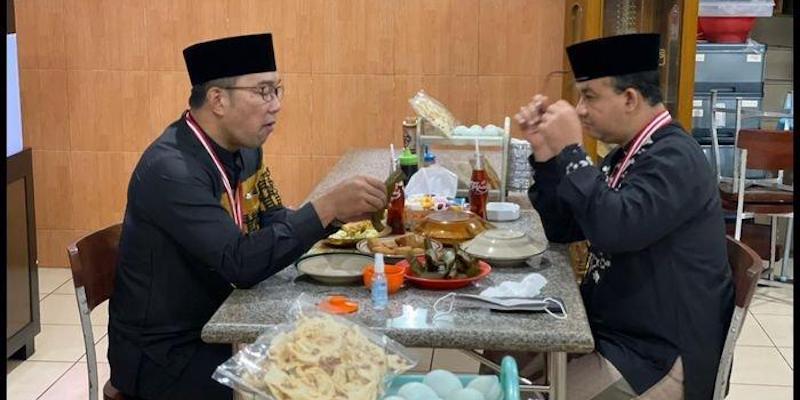 Gerindra: Anies Baswedan Dan Ridwan Kamil Mau Ngapain Itu Sah-Sah Saja