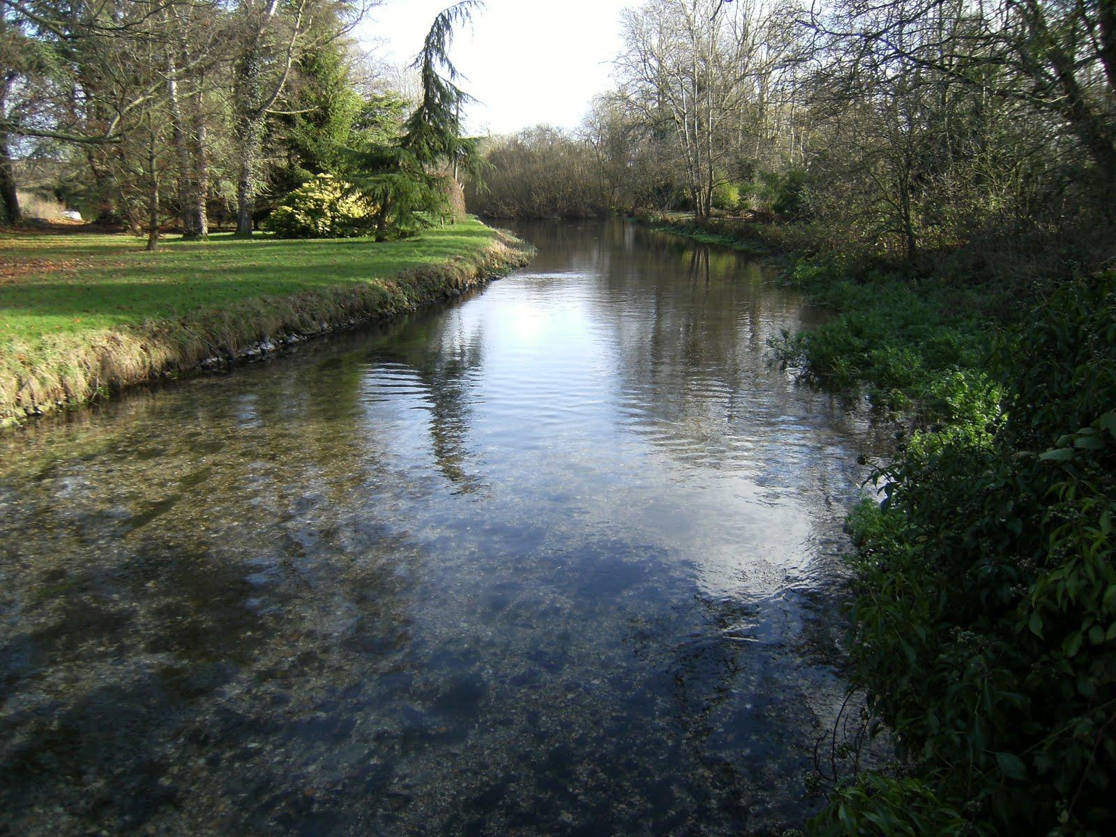 DSCF2697 River Test near Southington Mill