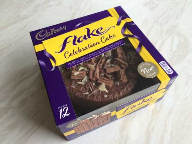 Cadbury Flake Chocolate Cake Recipe