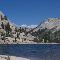 Yosemite High Sierra Camps with Julie Part II  7/27-8/1/2004