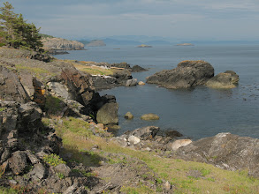 Photo: Day 2: One of my favorite pictures from the Iceburg Point hike.