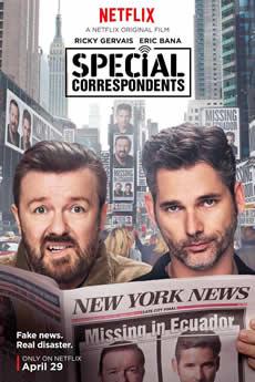Capa Special Correspondents Torrent