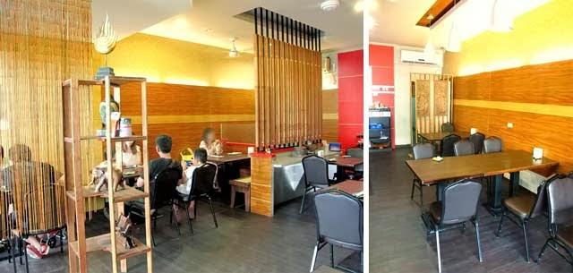 店內裝潢-二分之一泰式小館,台中泰式料理餐廳