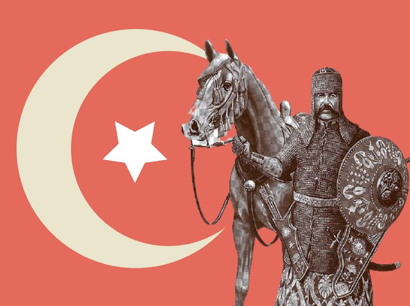 অটোমান সাম্রাজ্য: গেরিলা বাহিনী আকিনজিলার
