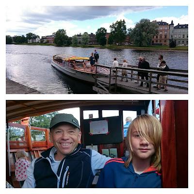 Turister i Karlstad